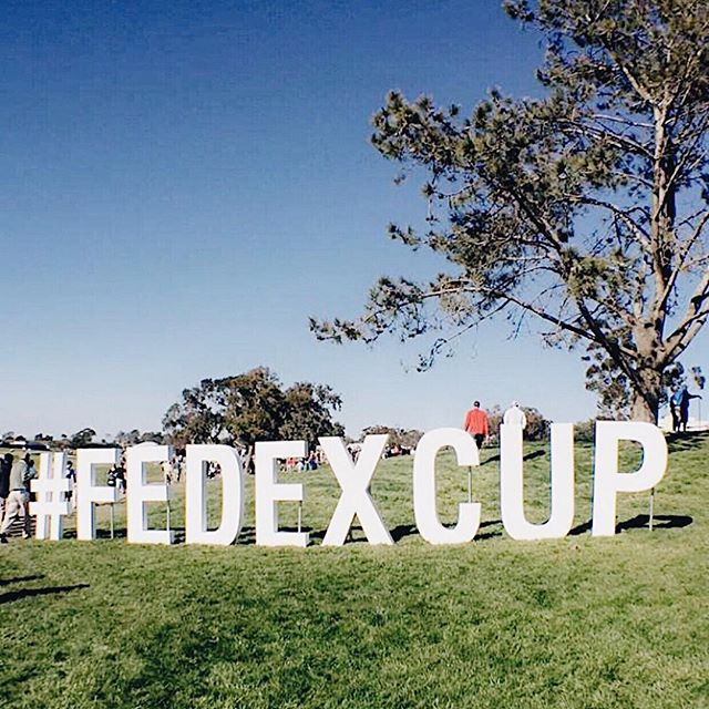 Countdown to the @bmwchamps at @aroniminkgolfclub #philadelphia! Two months away! 👏🏼👏🏼👏🏼 @pgatour #fedexcup