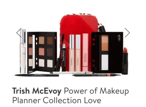 TRISH MCEVOY Power of Makeup® Planner Set